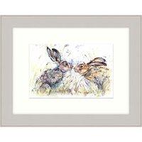 Lisa Jayne Holmes - Lavender Daze Framed Print, 47 x 37cm