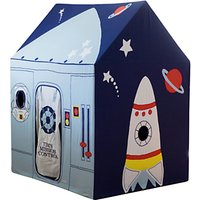 Kiddiewinkles Childrens Outdoor Outer Space Playhouse, Large