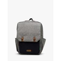 Babymel George Backpack, Grey