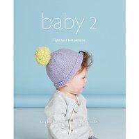 John Lewis & Partners Baby 2 Knitting Pattern Booklet