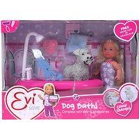 Evi Dog Bath Playset