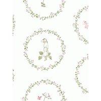Bor ¥stapeter Pyrola Wallpaper, Multi 6232