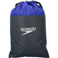 Speedo Pool Bag, Oxid Grey/Ultramarine