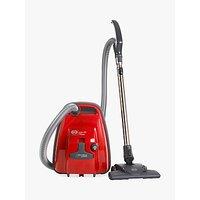 SEBO Airbelt K1 ePower Vacuum Cleaner, Red