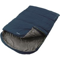 Outwell Campion Lux Double Sleeping Bag, Blue