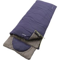 Outwell Contour Lux Single Sleeping Bag, Blue