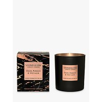 Stoneglow Luna Amber & Vetiver Scented Candle