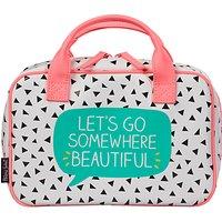 Happy Jackson Lets Go Organiser Travel Bag