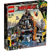 LEGO Ninjago 70631 Garmadon Volcano Lair