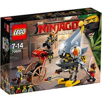 LEGO Ninjago 70629 Piranha Attack Set