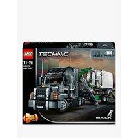 LEGO Technic 42078 2-in-1 Mack Anthem