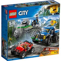 LEGO City 60172 Police Dirt Road Pursuit