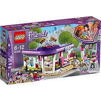 Lego Friends 41336 Emma's Art Café