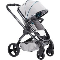 iCandy Peach Phantom Pushchair and Carrycot, Dove Grey