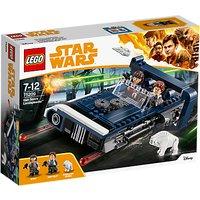 LEGO Star Wars Solo: A Star Wars Story 75209 Han Solo's Landspeeder