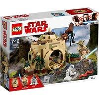 LEGO Star Wars: The Empire Strikes Back 75208 Yoda's Hut