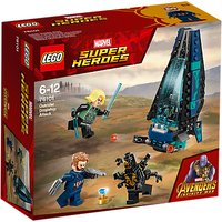 LEGO Marvel Super Heroes 76101 Avengers Outrider Dropship Attack