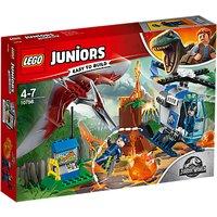 LEGO Juniors 10756 Jurassic World Pteranodon Escape