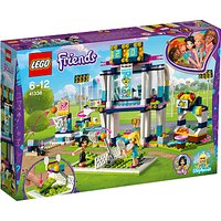 Lego Friends 41338 Stephanie Sports Arena