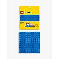 LEGO Classic 10714 Baseplate, Blue