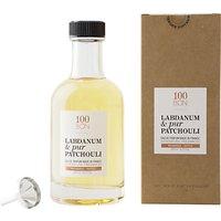 100bon Labdanum & Pur Patchouli Eau De Parfum Recharge, 200ml