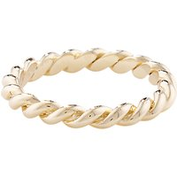 shop for London Road 9ct Gold Stacking Rope Ring, N at Shopo