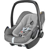 Maxi-Cosi Pebble Plus i-Size Group 0+ Baby Car Seat, Nomad Grey