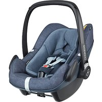 Maxi-Cosi Pebble Plus i-Size Baby Car Seat, Nomad Blue