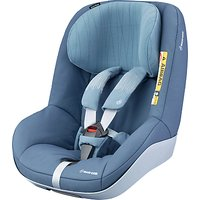 Maxi-Cosi 2wayPearl i-Size Group 1 Car Seat, Frequency Blue