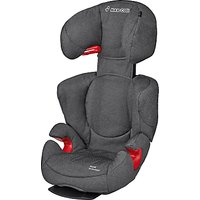 Maxi-Cosi Rodi Air Protect Group 2/3 Car Seat, Sparkling Grey