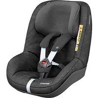 Maxi-Cosi 2wayPearl i-Size Group 1 Car Seat, Nomad Black