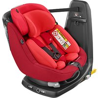 Maxi-Cosi AxissFix Plus Group 0+ and 1 Car Seat, Vivid Red