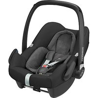 Maxi-Cosi Rock Group 0+ i-Size Baby Car Seat, Nomad Black