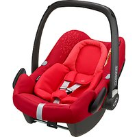 Maxi-Cosi Rock Group 0+ i-Size Baby Car Seat, Vivid Red