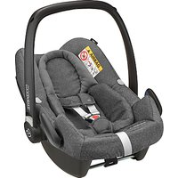 Maxi-Cosi Rock Group 0+ Baby Car Seat, Sparkling Grey