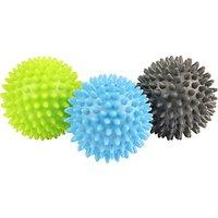 Yoga-Mad Spikey Massage Ball, Set of 3