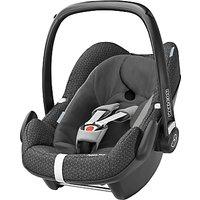 Maxi-Cosi Pebble Plus i-Size Group 0+ Baby Car Seat, Black Crystal