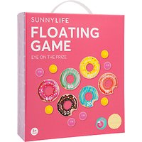 Sunnylife Floating Doughnut Pool Game
