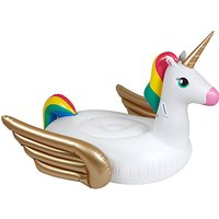Sunnylife Luxe Ride-On Unicorn Inflatable