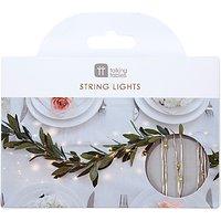 Talking Tables LED Table String Lights, 3m