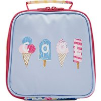 Joules Margate Cool Lunch Box, Blue/Multi