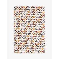 Emma Bridgewater Hen and Toast Tea Towels, Assorted, Pack of 2