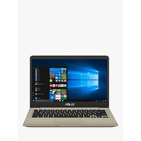 ASUS Vivobook S410UA-EB046T Laptop, Intel Core i5, 8GB, 256GB SSD, 14, Gold