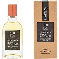 100BON Labdanum Et Pur Patchouli Eau de Parfum Concentr ©, 50ml