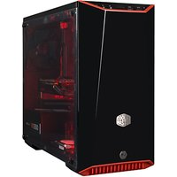 Scan LN85700 Gaming PC, Intel Core i3, 8GB RAM, 1TB HDD, GeForce GTX 1060, Black