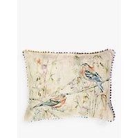Voyage Chaffinch Cushion, Multi