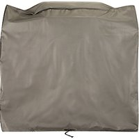 John Lewis 3 Burner BBQ Cover, Grey