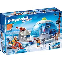Playmobil Action 9055 Arctic Expedition Headquarters