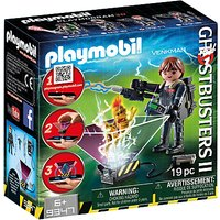 Playmobil Ghostbusters 9347 II Peter Venkman Set