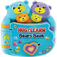 LeapFrog Hug & Rhyme Bears Electronic Book